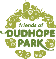 Friends of Dudhope Park logo